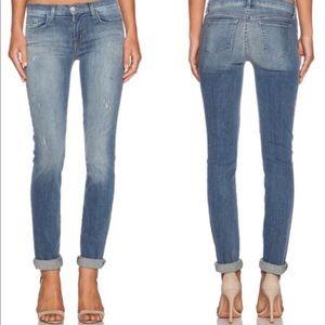 "J. Brand ""Jude"" Mesmerize Skinny Distressed Jeans"